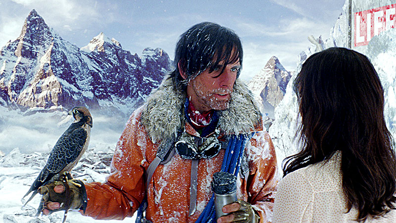 Review The Secret Life Of Walter Mitty 2013 Behind The Curtain